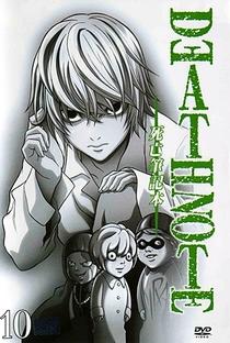 Death Note (2ª Temporada) - Poster / Capa / Cartaz - Oficial 8