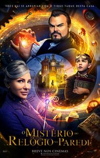 O Mistério do Relógio na Parede - Poster / Capa / Cartaz - Oficial 1