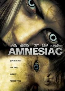 Amnesiac - Poster / Capa / Cartaz - Oficial 1
