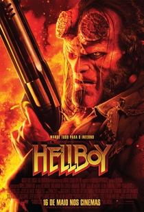 Hellboy - Poster / Capa / Cartaz - Oficial 2