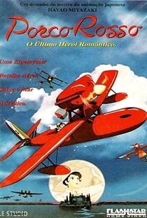 Porco Rosso: O Último Herói Romântico - Poster / Capa / Cartaz - Oficial 22