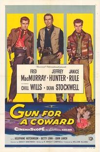 Arma para um Covarde - Poster / Capa / Cartaz - Oficial 1