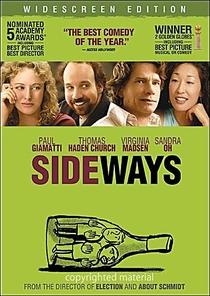 Sideways - Entre Umas e Outras - Poster / Capa / Cartaz - Oficial 1