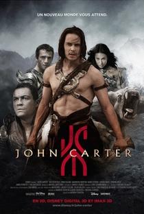 John Carter: Entre Dois Mundos - Poster / Capa / Cartaz - Oficial 7