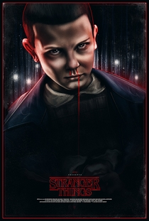 Stranger Things (1ª Temporada) - Poster / Capa / Cartaz - Oficial 11