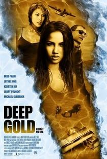 Deep Gold - Poster / Capa / Cartaz - Oficial 1