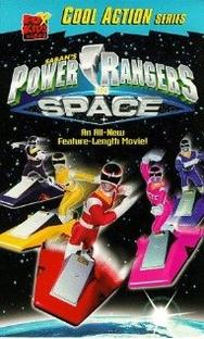 Power Rangers no Espaço - Poster / Capa / Cartaz - Oficial 1