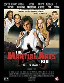 The Martial Arts Kid - Poster / Capa / Cartaz - Oficial 1