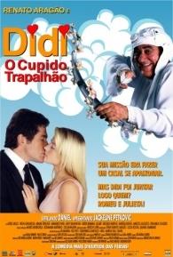 Didi - O Cupido Trapalhão - Poster / Capa / Cartaz - Oficial 1