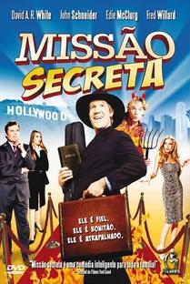 Missão Secreta - Poster / Capa / Cartaz - Oficial 1
