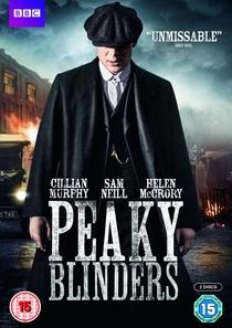 Peaky Blinders (3ª Temporada) - Poster / Capa / Cartaz - Oficial 4