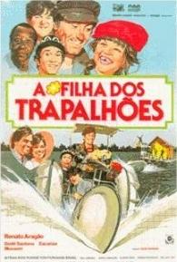 A Filha dos Trapalhões - Poster / Capa / Cartaz - Oficial 2