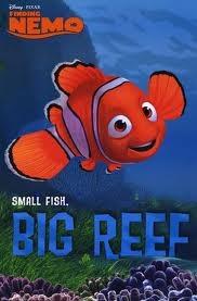 Procurando Nemo - Poster / Capa / Cartaz - Oficial 12