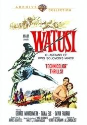 Watusi, o Gigante Africano - Poster / Capa / Cartaz - Oficial 3