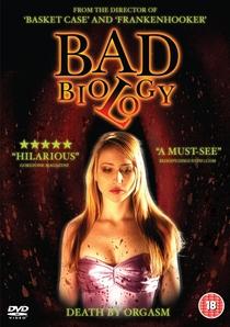 Bad Biology - Poster / Capa / Cartaz - Oficial 2