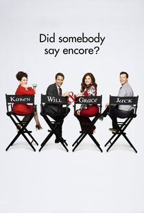 Will & Grace (9ª Temporada) - Poster / Capa / Cartaz - Oficial 3