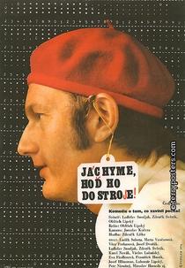 Joachim, put it in the machine! - Poster / Capa / Cartaz - Oficial 2