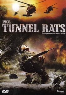 1968 Tunnel Rats - Poster / Capa / Cartaz - Oficial 7