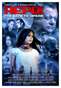 Repo! The Genetic Opera - Poster / Capa / Cartaz - Oficial 19