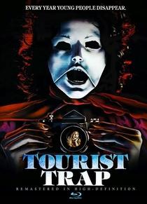 Armadilha para Turistas - Poster / Capa / Cartaz - Oficial 2