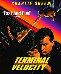 Velocidade Terminal - Poster / Capa / Cartaz - Oficial 2