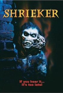 Shrieker - Poster / Capa / Cartaz - Oficial 1