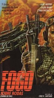 Fogo Sobre Rodas - Poster / Capa / Cartaz - Oficial 2