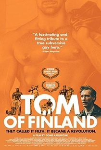 Tom of Finland - Poster / Capa / Cartaz - Oficial 4