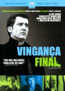 Vingança Final - Poster / Capa / Cartaz - Oficial 3