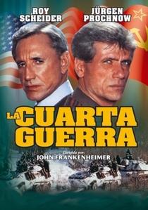 A Quarta Guerra - Poster / Capa / Cartaz - Oficial 3