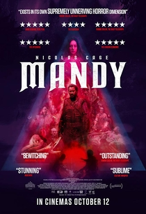 Mandy - Poster / Capa / Cartaz - Oficial 6