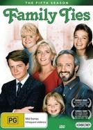 Caras e Caretas (5ª Temporada) (Family Ties (Season 5))