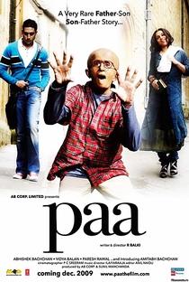 Paa - Poster / Capa / Cartaz - Oficial 4