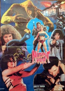 Mutantes em Guerra - Poster / Capa / Cartaz - Oficial 1