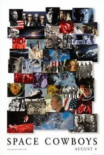 Cowboys do Espaço - Poster / Capa / Cartaz - Oficial 5