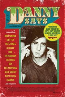 Danny Says - Poster / Capa / Cartaz - Oficial 1