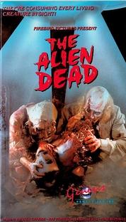 Alien Morto - Poster / Capa / Cartaz - Oficial 1
