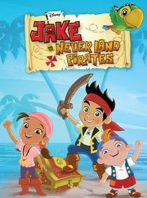 Jake e os Piratas da Terra do Nunca - Poster / Capa / Cartaz - Oficial 1