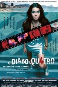 O Diabo a Quatro - Poster / Capa / Cartaz - Oficial 1