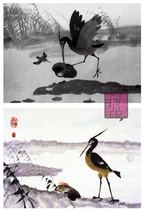 The Fight Between the Snipe and the Clam - Poster / Capa / Cartaz - Oficial 2