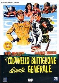 Coronel Buttiglione - Poster / Capa / Cartaz - Oficial 1