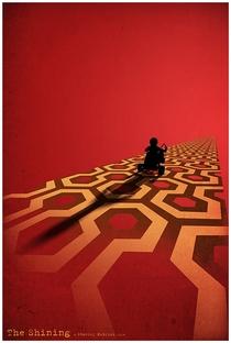 O Iluminado - Poster / Capa / Cartaz - Oficial 9