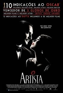 O Artista - Poster / Capa / Cartaz - Oficial 2
