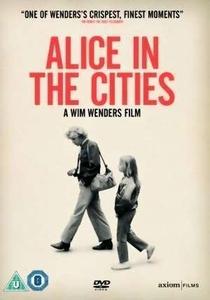 Alice nas Cidades - Poster / Capa / Cartaz - Oficial 1