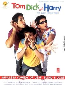 Tom, Dick, e Harry - Poster / Capa / Cartaz - Oficial 1