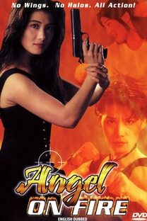 Angel on Fire - Poster / Capa / Cartaz - Oficial 3