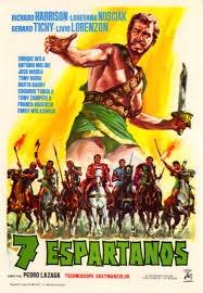 Os Sete Gladiadores - Poster / Capa / Cartaz - Oficial 4