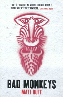Bad Monkeys - Poster / Capa / Cartaz - Oficial 1