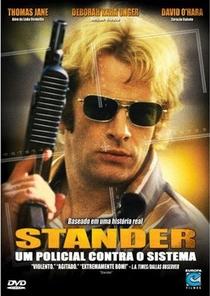 Stander — um Policial contra o Sistema - Poster / Capa / Cartaz - Oficial 1