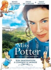 Miss Potter - Poster / Capa / Cartaz - Oficial 1